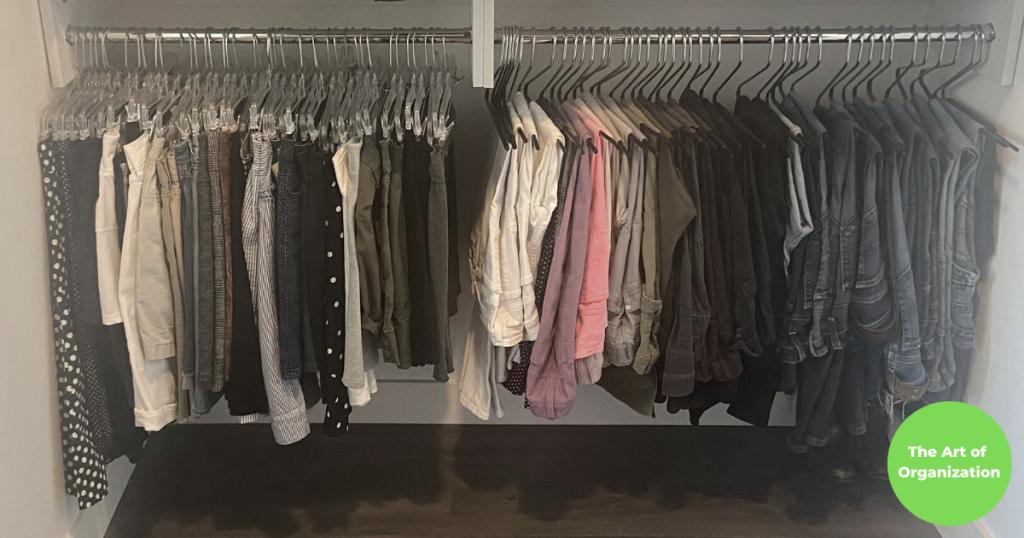 Closet The Art of Organization